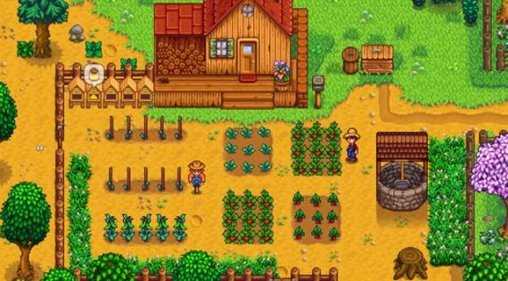 Farmárska RPG Stardew Valley už predala takmer polmilióna kusov