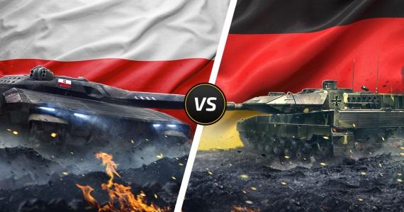 Nemci vyhrali bitku žoldnierov v Armored Warfare