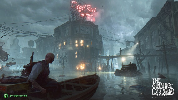 Lovecraftovsk� titul The Sinking City predstaven� na prv�ch z�beroch