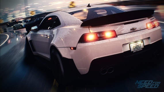 EA ukazuje PC verziu Need for Speed so 60 fps
