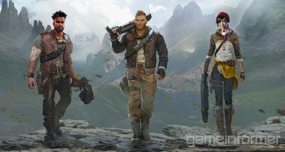 Marcusov syn vráti Gears of War 4 k temným začiatkom série
