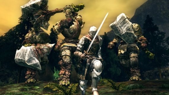 Dark Souls: Prepare To Die Edition zadarmo