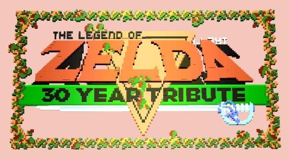 Zahrajte si voxelový remake prvej Zeldy priamo vo svojom prehliadači