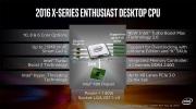 Ko�ko bude st� nov� s�ria 6, 8 a 10 jadrov�ch procesorov od Intelu?