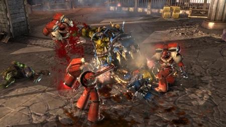História série Warhammer 40,000: Dawn of War