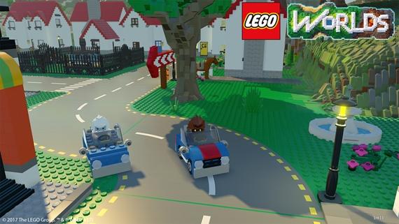LEGO Worlds spája hráčov v online multiplayeri