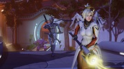 Overwatch sp�a Competitive play re�im. Ako funguje?