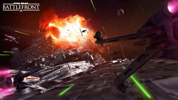 Star Wars: Battlefront čaká trojfázové ničenie Hviezdy smrti