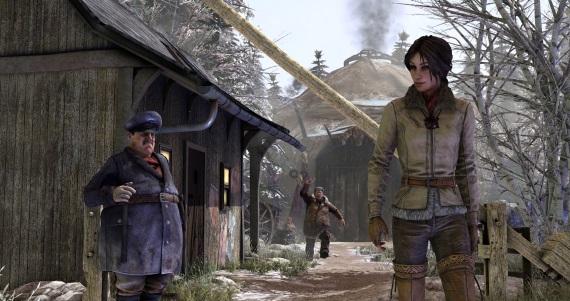Syberia 3 ukazuje Kate medzi nomádmi