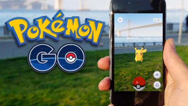 Pokémon Go - svetapple.sk