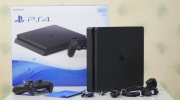 Unboxing PS4 Slim konzoly