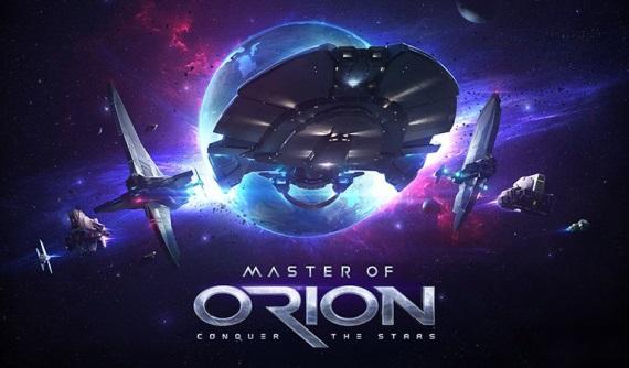 História série Master of Orion