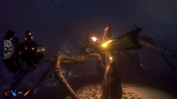 Podmorská akcia s RPG prvkami Diluvion je pripravená na nástrahy oceánu
