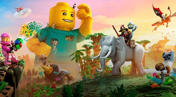 Cenega prinesie budúci mesiac LEGO Worlds s českými titulkami