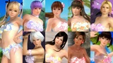 záber z hry Dead or Alive 5: Last Round