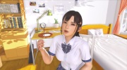 Nové ukážky z erotickej hry VR Kanojo