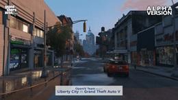 Liberty City Mod pre GTA V je v alpha verzii ukazuje nové zábery