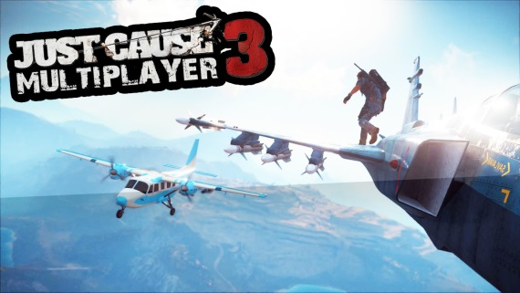 Just Cause 3 dostalo na PC multiplayer