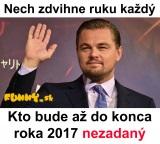 Rok 2017 a stále nezadaný...