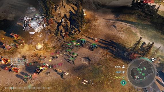 Halo Wars 2 dostáva recenzie