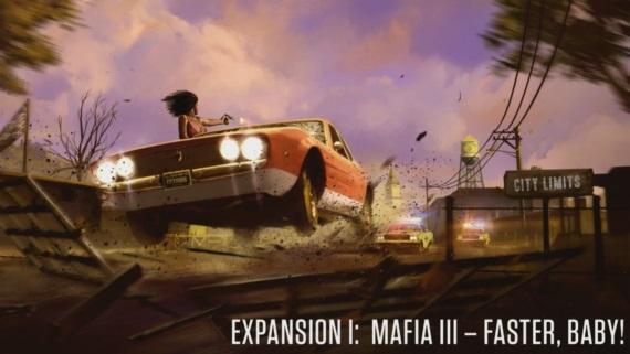 Prvá expanzia Faster, Baby! dorazí do Mafie III už 28. marca
