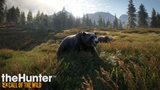 záber z hry theHunter: Call of the Wild