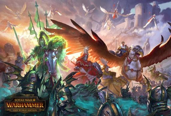 Total War: Warhammer dostane budúci týždeň zdarma novú hrateľnú rasu