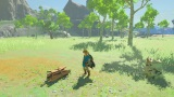 záber z hry The Legend of Zelda: Breath of the Wild