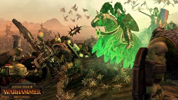 Total War Warhammer približuje Brettoniu