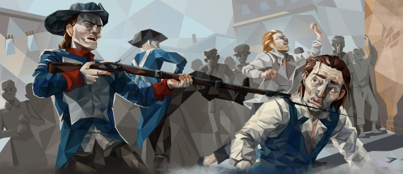 We. the Revolution z vás spraví sudcu počas francúzskej revolúcie