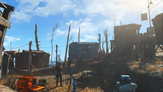 Sim Settlements mod Falloutu 4 pridá do prostredia mesto v SimCity štýle