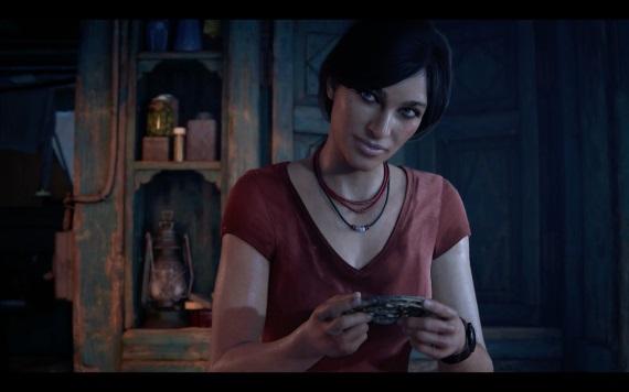 Uncharted: The Lost Legacy sa pripomína na nových obrázkoch