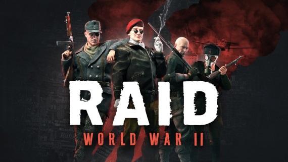 Vývojári PayDay dokončujú titul z druhej svetovej vojny, RAID: World War II