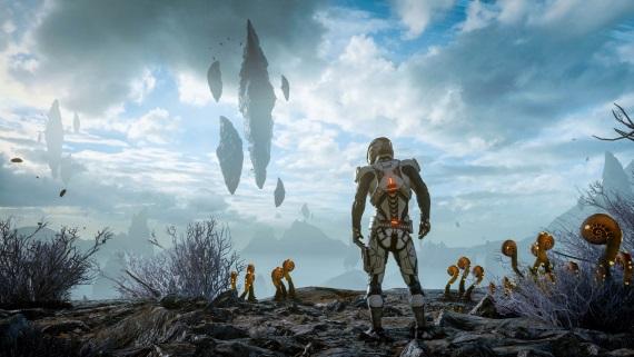 Benchmarky PC verzie Mass Effect Andromeda
