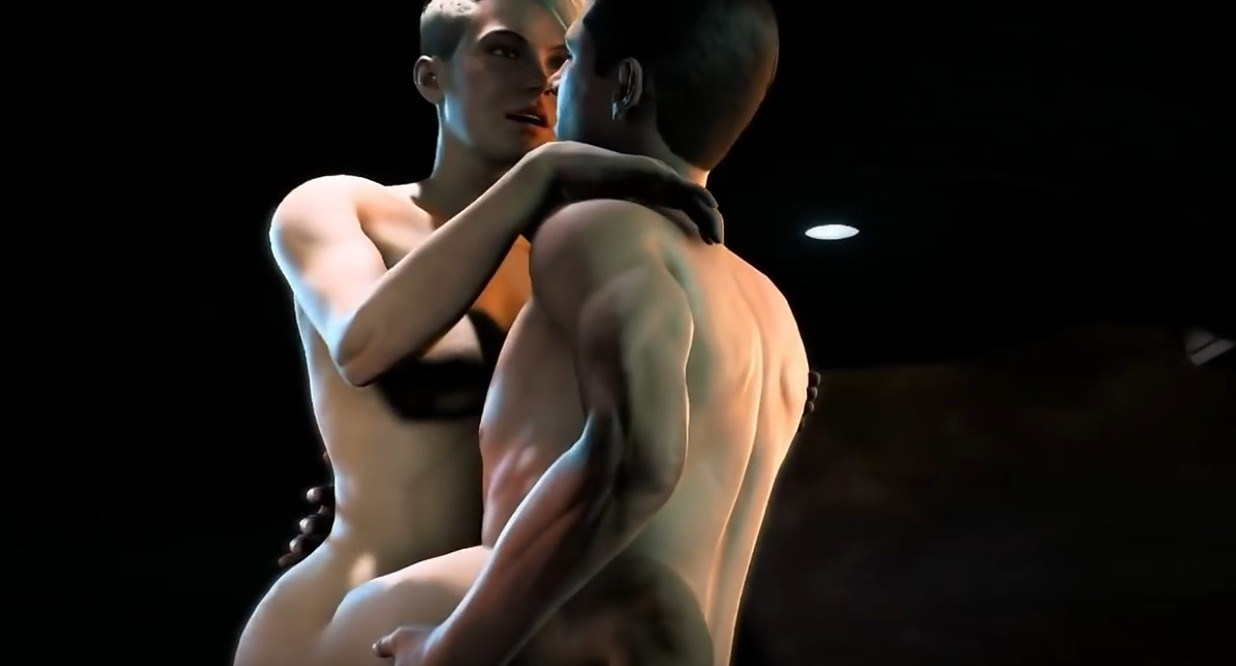 mass effect andromeda sex scenes