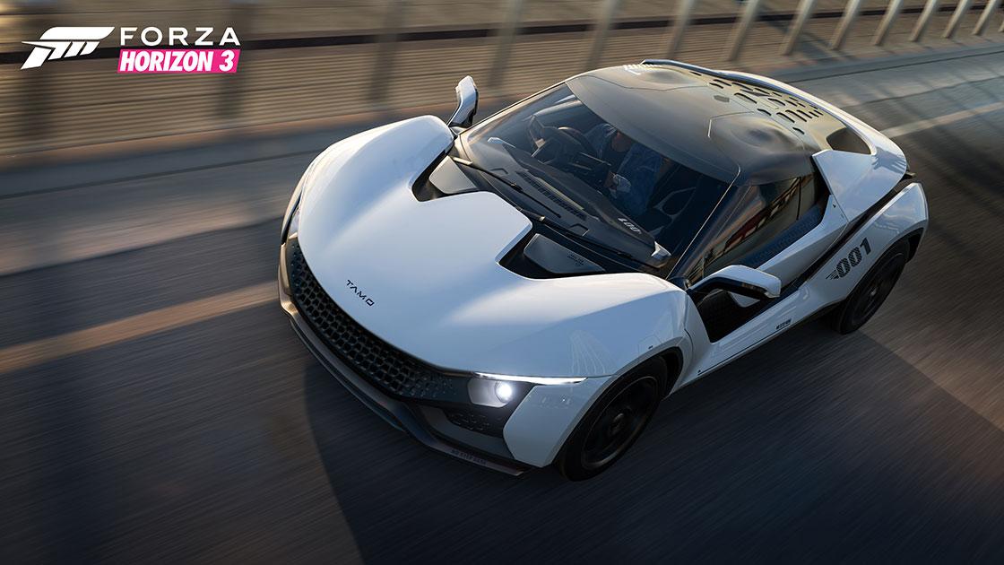 Forza Horizon 3 Dostala Tamo Racemo Nov 233 Portov 233 Auto Od