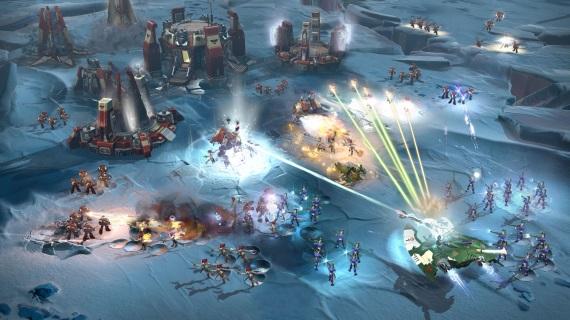 Dawn of War III ukazuje požiadavky na PC