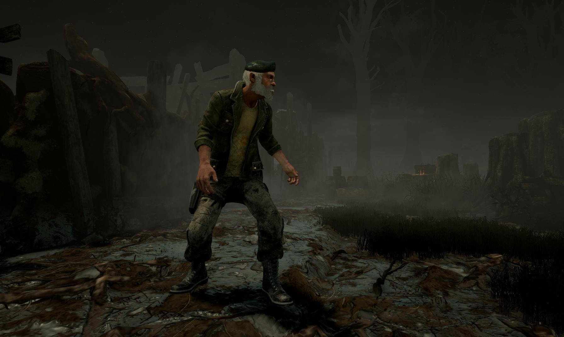 Dead By Daylight Obohatil Bill Z Left 4 Dead Sector