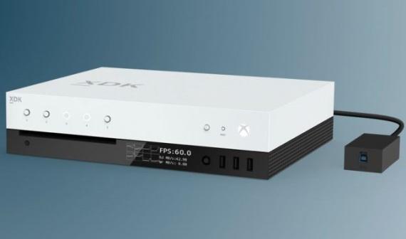 Takto vyzerá Xbox Scorpio devkit, je len o málo väčší ako Xbox One S