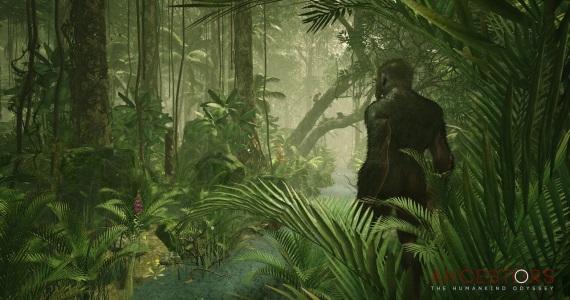 Ambiciózna open world hra Ancestors: The Humankind Odyssey od autora Assassin's Creed sa predstavuje