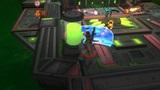 Corroded mieri do arén s bojujúcimi robotmi