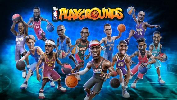Arkádový basketbal NBA Playgrounds má poriadne dlhý zoznam hráčov