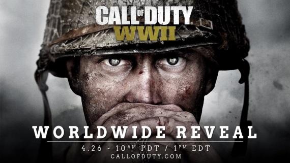 Activison potvrdilo Call of Duty WW2, naplánovalo predstavenie hry