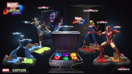Marvel vs. Capcom: Infinite má dátum vydania, nové zábery a detaily limitky
