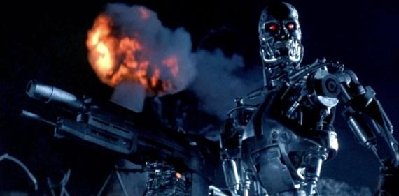 Terminator 2 film prepracovaný v GTA V