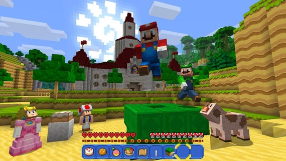 Prečo Minecraft beží na Nintendo Switch v 720p v oboch režimoch?