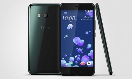 HTC predstavuje svoju novú vlajkovú loď U11, ponúkne Snapdragon 835, špičkový fotoaparát a vodeodolnosť