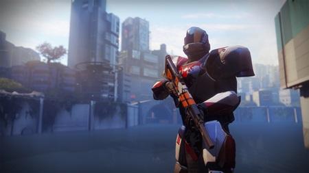 Nvidia ukazuje 4K zábery na Destiny 2