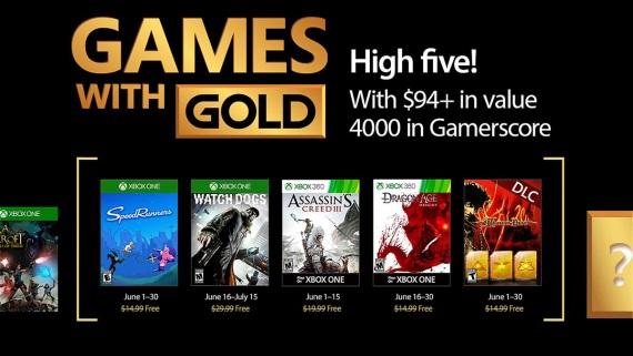 Júnovú Games with Gold ponuku ťahajú Watch Dogs a Dragon Age