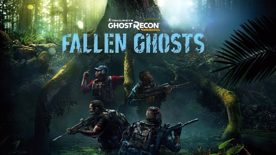 Ghost Recon Wildlands dnes dostáva Fallen Ghosts expanziu